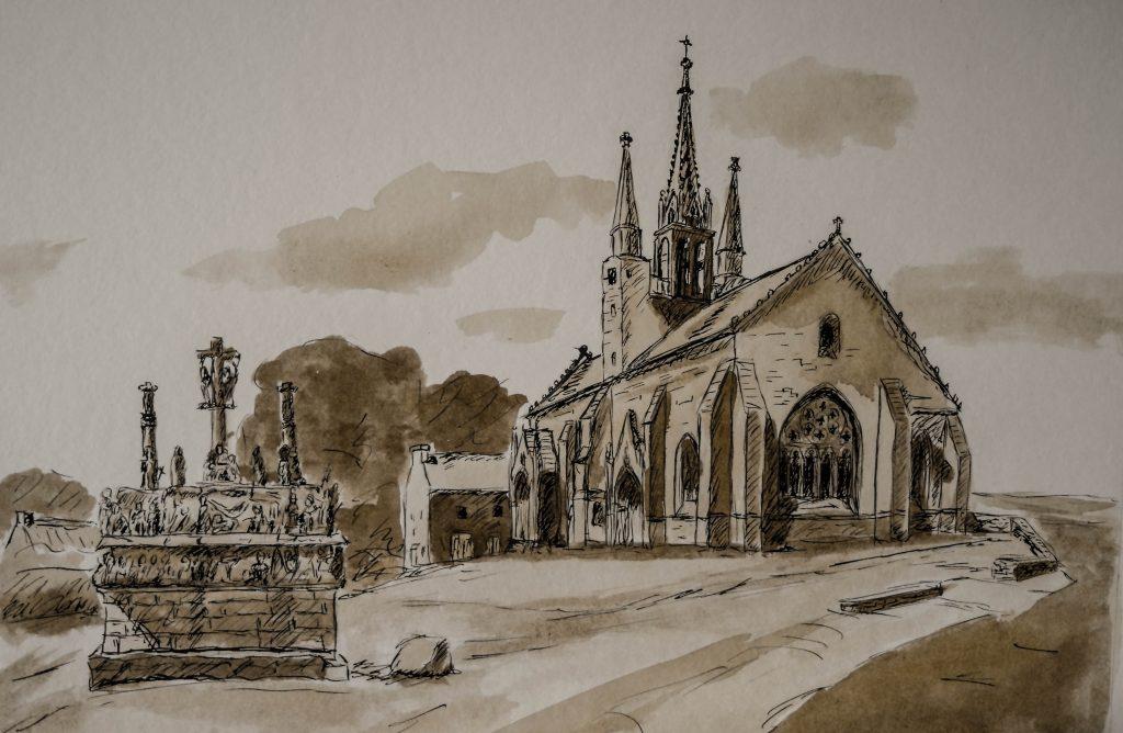 Eglises-de-Bretagne-Notre-Dame-de-Tronon-A-Saint-Jean-Trolimon
