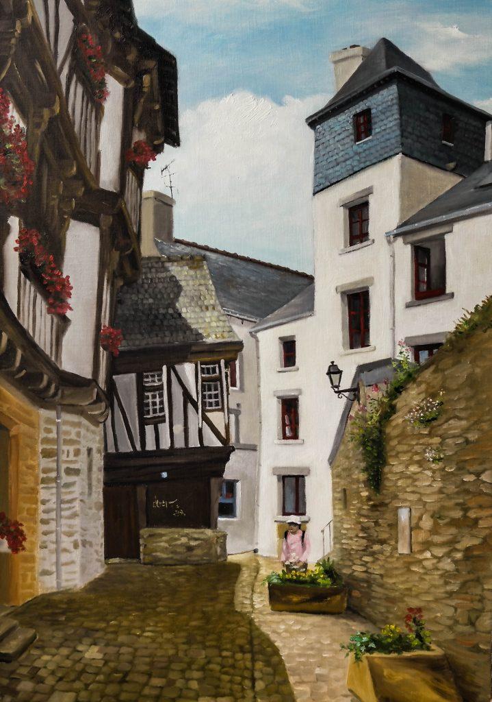 Quimperle-rue-saint-sebastien