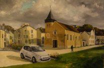 LaFrette sur Seine Eglise de st Nicolas