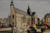 Malestroit Eglise St Gilles